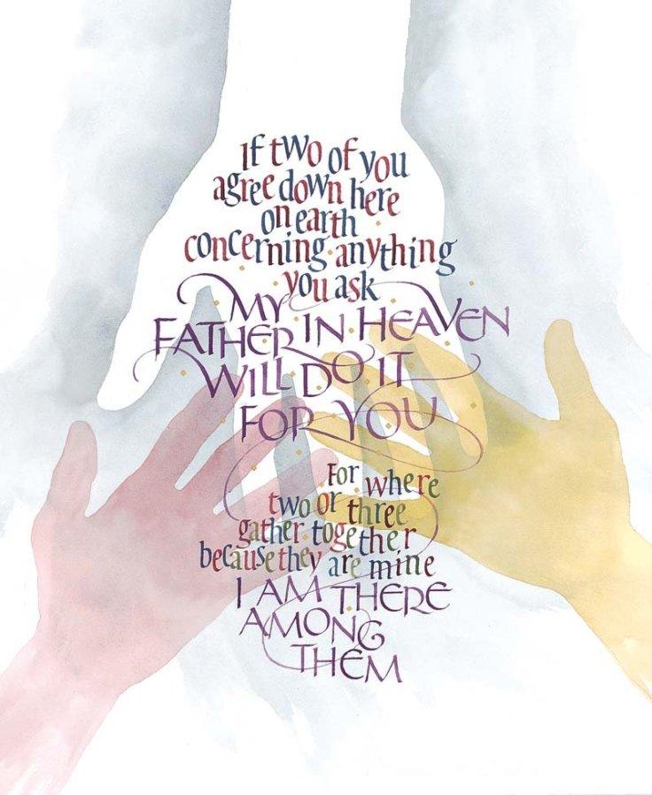 Matthew 18 19